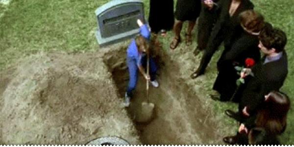 kopanje groba