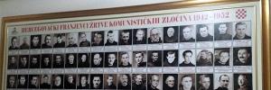 Osvjetljavanje komunističkog ubojstva 66 hercegovačkih franjevaca