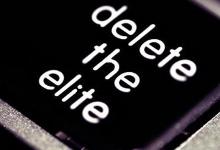 Delete the Elite