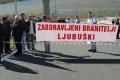 Prekinuta blokada GP Bijača, svi zahtjevi branitelja prihvaćeni