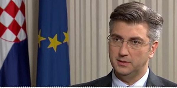 S kim će se sve Plenković sastati tijekom posjete BiH