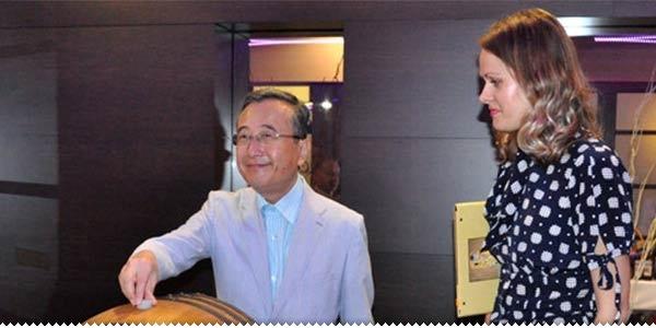 Japanski veleposlanik Hide Yamazaki