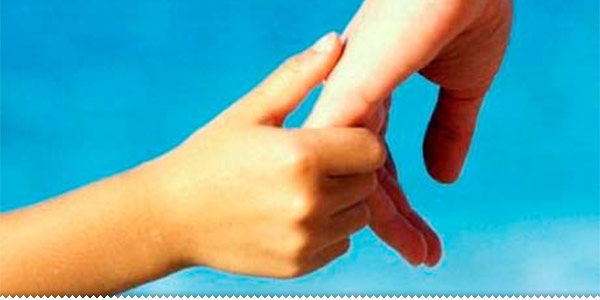 davanje ruke